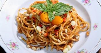 Cuketové špagety, rychle a zdravě!
