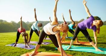 Buďte aktivní! Jezte tak, abyste byli zdraví a fit! Posilujte tělo, ducha i mysl!