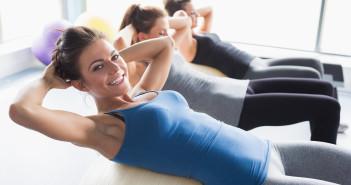 Co potřebujeme k cvičení?