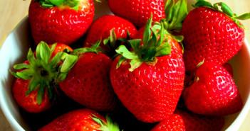 Přínos jahod pro zdraví a štíhlou linii. Jahody zdroj cenných vitamínů a minerálních látek.