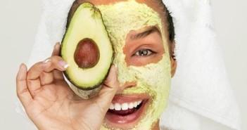 Osvěžení těla a ducha. Pleťová maska z avokáda.