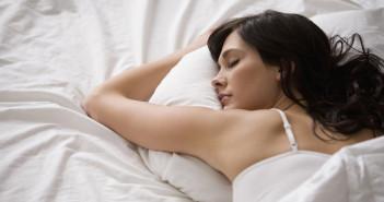 Lehčí jídlo- lepší spánek.